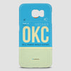 OKC - Phone Case - airportag  - 3