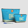 OKC - Pouch Bag - airportag  - 3