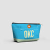 OKC - Pouch Bag - airportag  - 2