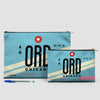 ORD - Pouch Bag - airportag  - 4