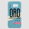 ORD - Phone Case - airportag  - 2