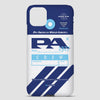 PA - Pan Am - Phone Case airportag.myshopify.com