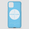Pan Am Logo - Phone Case airportag.myshopify.com