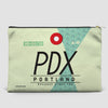 PDX - Pouch Bag - airportag  - 4