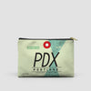 PDX - Pouch Bag - airportag  - 5