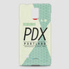 PDX - Phone Case - airportag  - 4