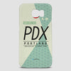 PDX - Phone Case - airportag  - 2