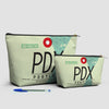PDX - Pouch Bag - airportag  - 3