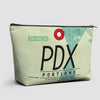 PDX - Pouch Bag - airportag  - 1