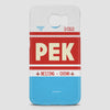 PEK - Phone Case - airportag  - 2