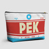 PEK - Pouch Bag - Airportag