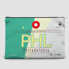 PHL - Pouch Bag - Airportag