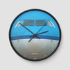 KL Airplane - Wall Clock