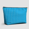 Planes Blue - Pouch Bag - Airportag
