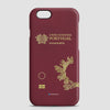 Portugal - Passport Phone Case - Airportag