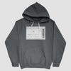 Boarding Pass - Coloured - Pullover Hoody