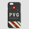 PVG - Phone Case - airportag  - 1