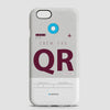 QR - Phone Case - airportag  - 1