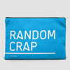 Random Crap - Pouch Bag - airportag  - 4