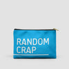 Random Crap - Pouch Bag - airportag  - 6