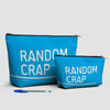 Random Crap - Pouch Bag - airportag  - 3