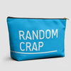 Random Crap - Pouch Bag - airportag  - 1