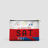 SAT - Pouch Bag - airportag  - 6