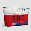 SAT - Pouch Bag - airportag  - 1