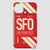 SFO - Phone Case