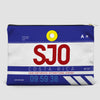 SJO - Pouch Bag - airportag  - 4