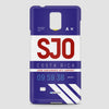 SJO - Phone Case - airportag  - 4