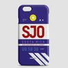 SJO - Phone Case - airportag  - 1