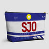 SJO - Pouch Bag - airportag  - 1