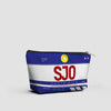 SJO - Pouch Bag - airportag  - 2