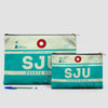 SJU - Pouch Bag - airportag  - 5