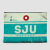 SJU - Pouch Bag - airportag  - 4