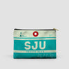 SJU - Pouch Bag - airportag  - 6