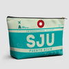 SJU - Pouch Bag - airportag  - 1