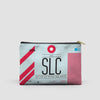 SLC - Pouch Bag - airportag  - 6