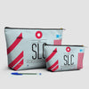 SLC - Pouch Bag - airportag  - 3