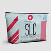 SLC - Pouch Bag - airportag  - 1