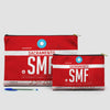 SMF - Pouch Bag - airportag  - 6