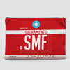 SMF - Pouch Bag - airportag  - 4