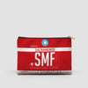 SMF - Pouch Bag - airportag  - 5