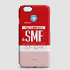 SMF - Phone Case - airportag  - 1