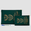 South Africa - Passport Pouch Bag - airportag  - 1