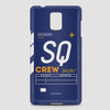 SQ - Phone Case - airportag  - 3