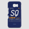 SQ - Phone Case - airportag  - 4