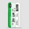 St. Patrick's Boarding Pass - Phone Case