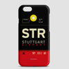 STR - Phone Case - airportag  - 1